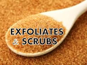 Exfoliates & Scrubs