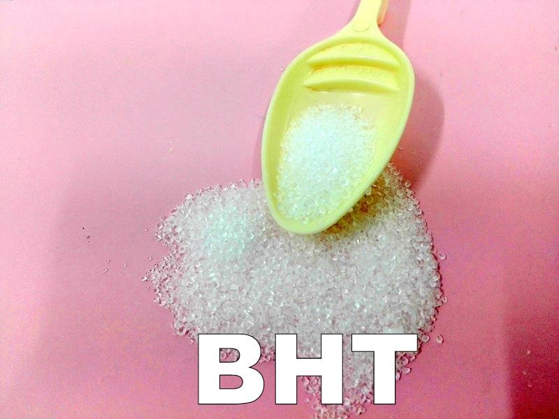 بوتیل هیدروکسی تولوئن (BHT)