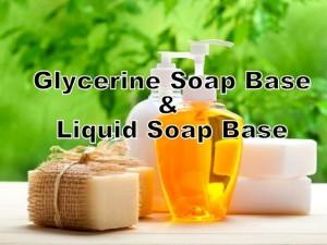 Glycerine Soap & Liquid Soap Base