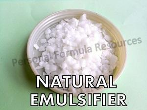 Natural Emulsifier