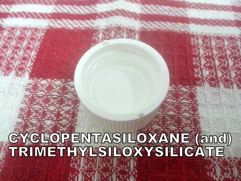 Cyclopentasiloxane formula / Upper crust pizza tulsa